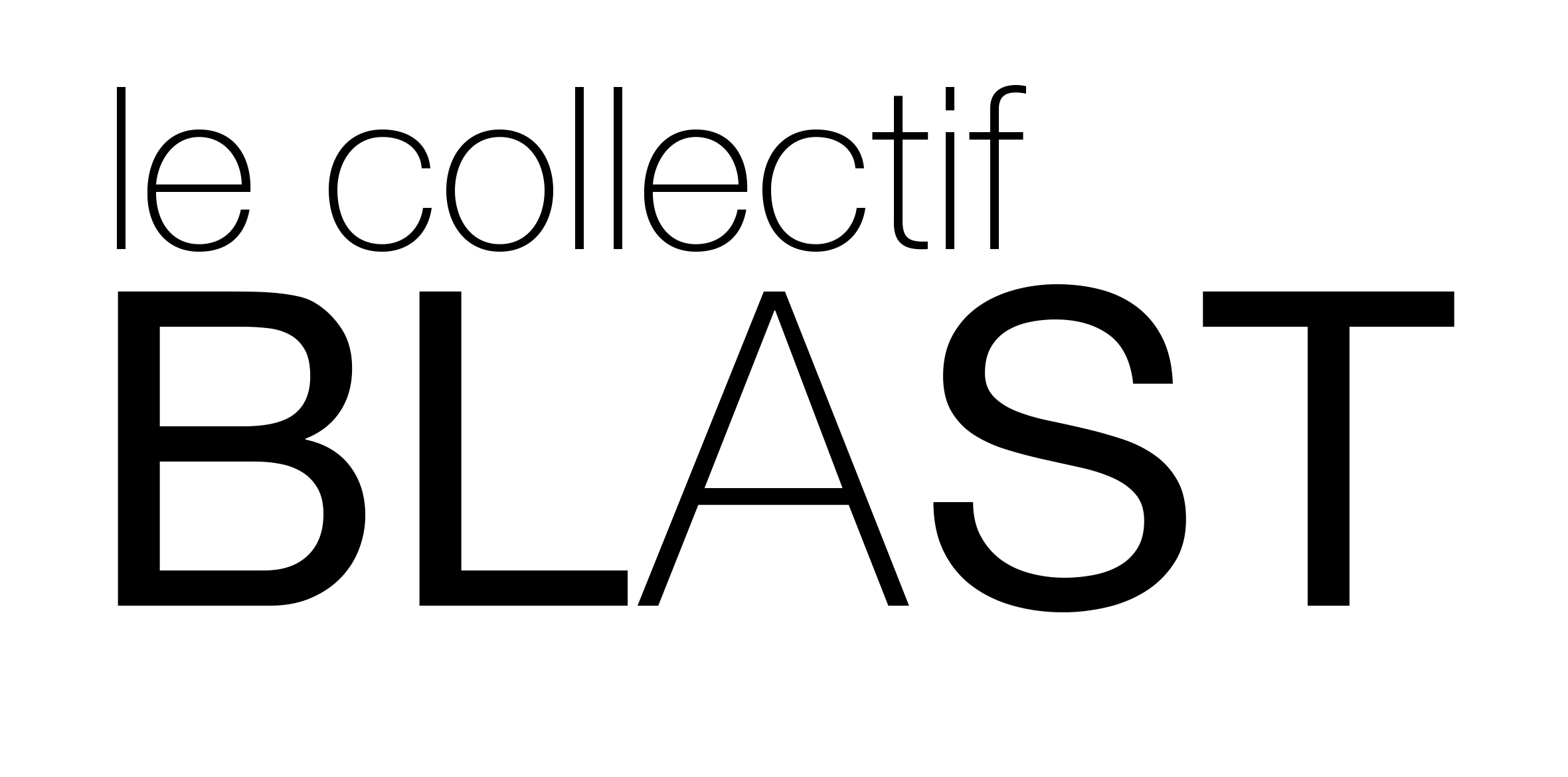 collectif BLAST
