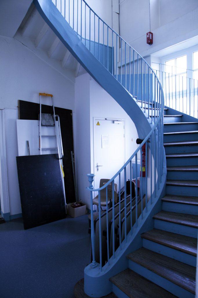 escalier daviers